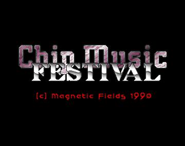 Chip Music Festival, 1990