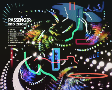 Passenger, design by Enso