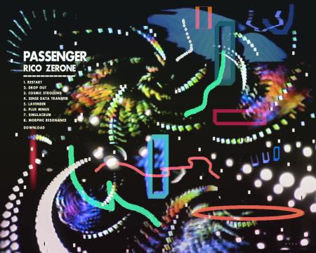Passenger, design by Enso