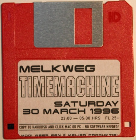 melkweg timemachine